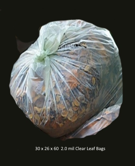 Wide Variety of Leaf Bags