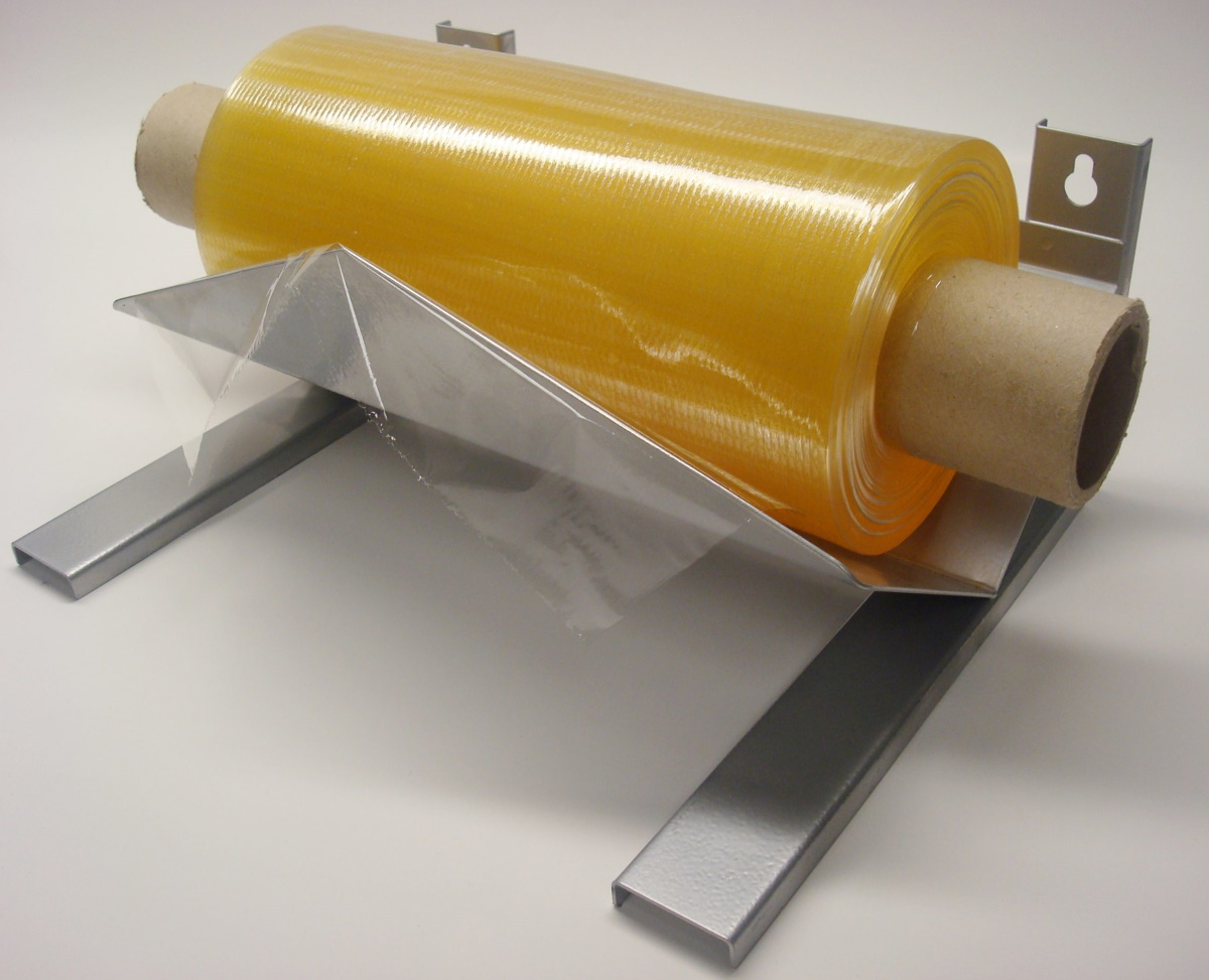 Single Tier Film Dispenser for Film Wrap - QTY 1