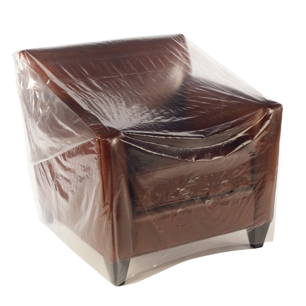 Furniture Bags - 50x45 - Fits 26 Chair Size - 300/roll -1 MIL
