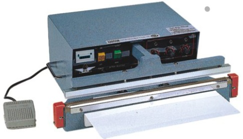 24 Impulse Sealer - Automatic Operated - 800 Watts - 1 each